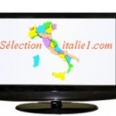 Emissions de télévisions sur l'Italie jusqu'au 3 avril 2015