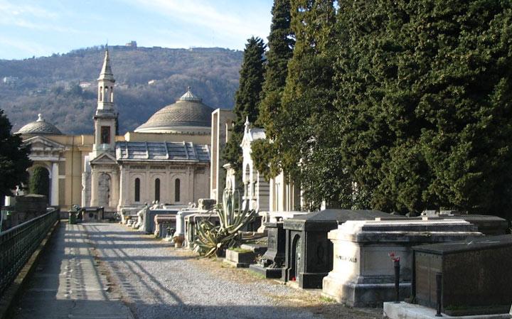 Le Cimetière de Staglieno à Gênes