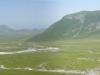 Panorama du parc national du Gran Sasso, campo imperatore