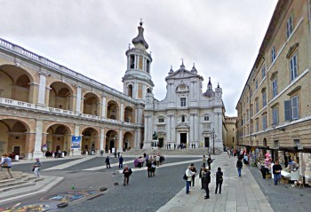 Sanctuaire de Loreto