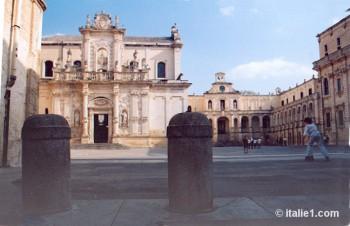 Cathédrale de Lecce Duomo