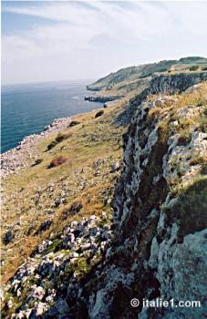Côte du Salento côte salentine