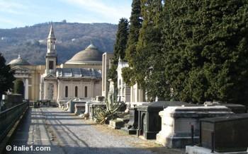 Cimetière de Staglieno à Gênes