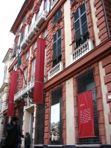 Palazzo Rosso à Gênes