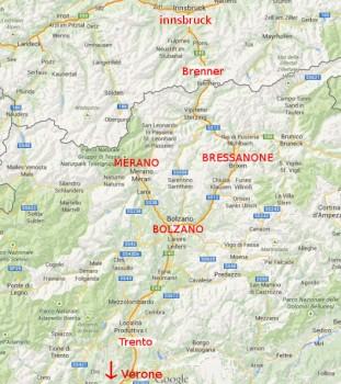 Bolzano Merano Bressanone