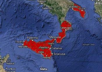 Langue Sicilienne et groupe linguistique sicilien