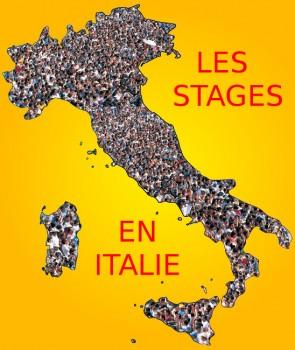 Stages en Italie