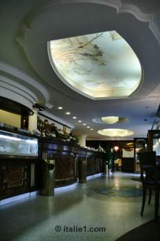 Cafés historiques de Trieste