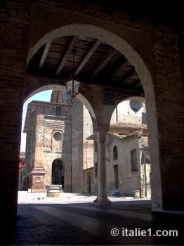 Sant' Andrea à Mantoue