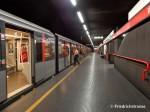 Métro de Milan