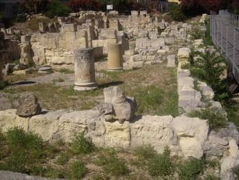 villa Tigellio à Cagliari