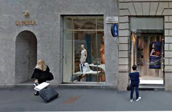 Mode à  Milan