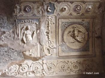 thermes du Forum de Pompéi
