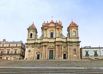 Noto baroque en Sicile