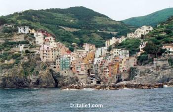Riomaggiore en Cinque Terre