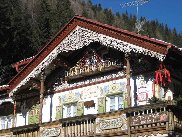 Ski dans le Val di Fassa et Canazei