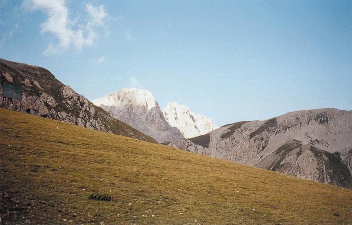 Gran Sasso dans les Abruzzes