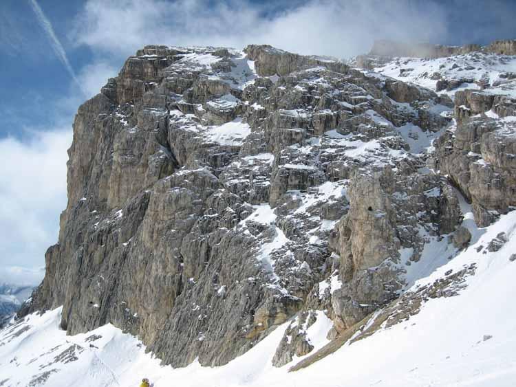 Tour de la Grande Guerre à ski