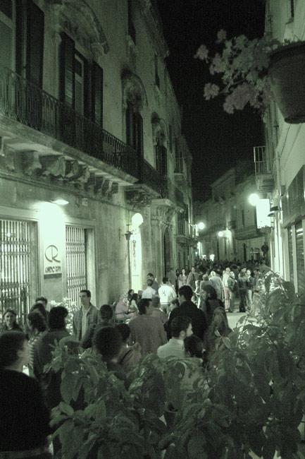 passeggiata à Lecce