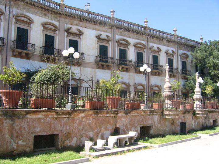 Palais de Chiaramonte