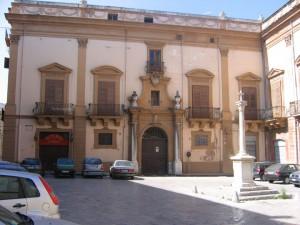 Palais Gangi à Palerme