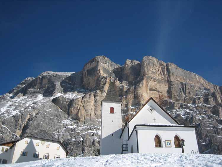 Ski dans l'Alta-Badia