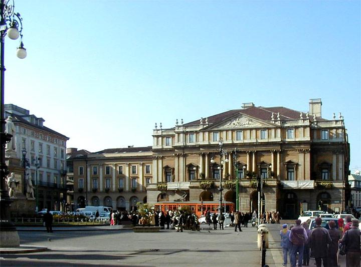 Théâtre de la Scala de Milan