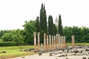 Forum romain d'Aquilée