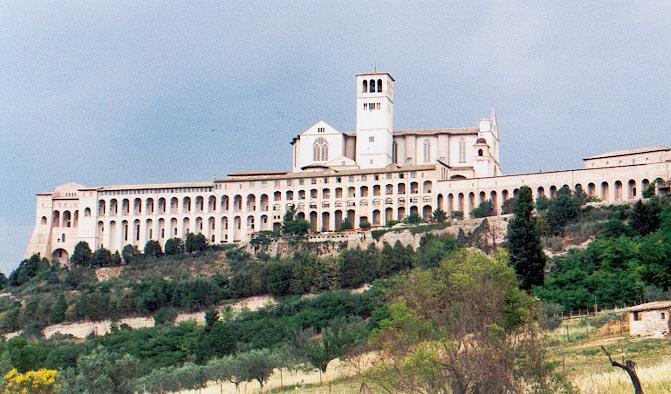 Basilique Saint François d'Assise
