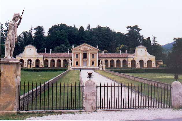 Villa Barbaro à Maser
