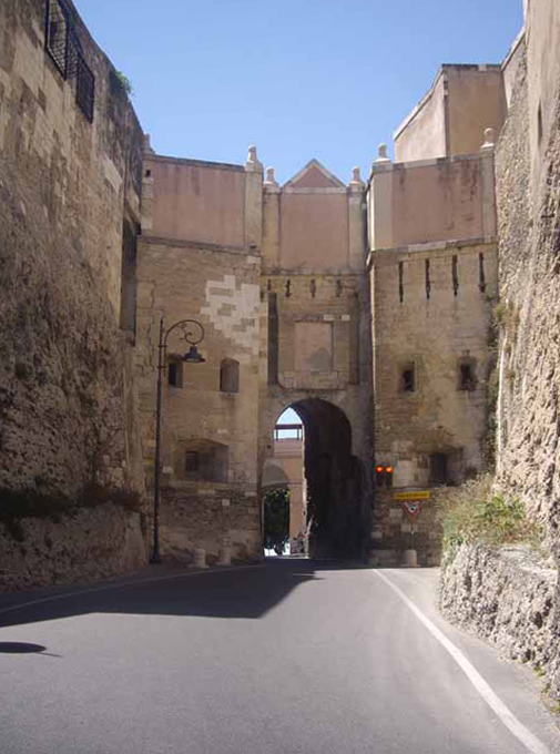 château de Cagliari