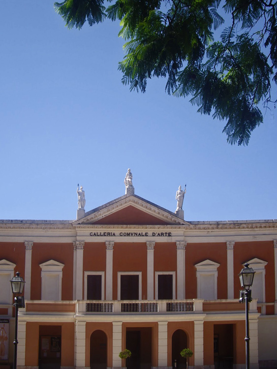 musée d'art moderne de Cagliari