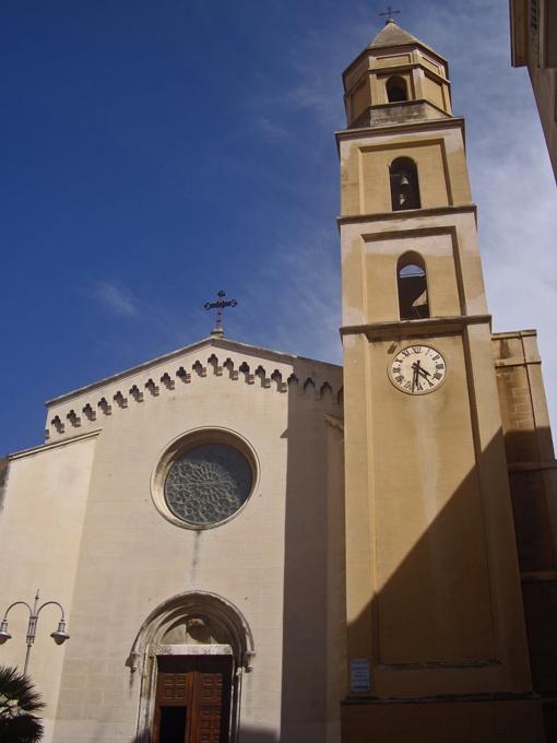 Sant'Eulalia à Cagliari