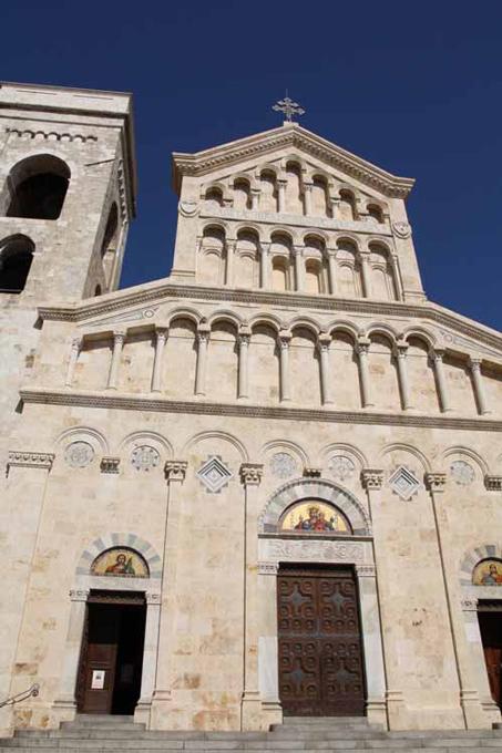 cathédrale Santa Maria de Cagliari