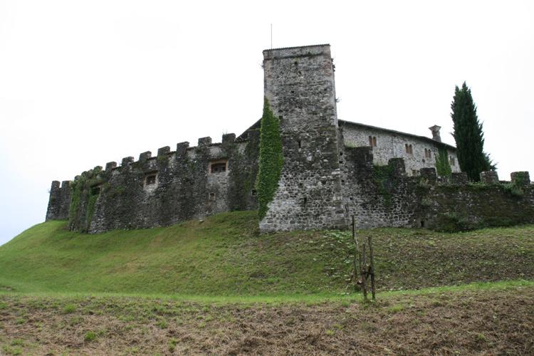 Châteaux du Frioul-Vénétie-Julienne