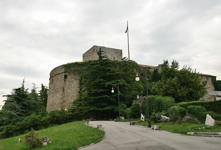 château de Trieste