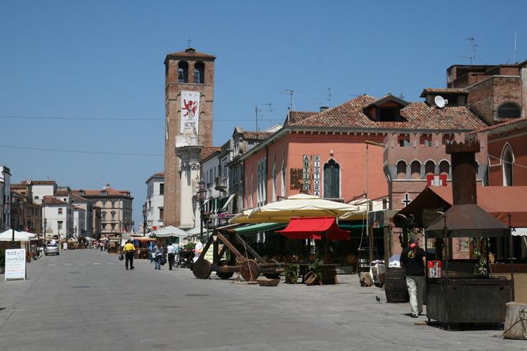 Traditions de Chioggia : le palio de la Marciliana