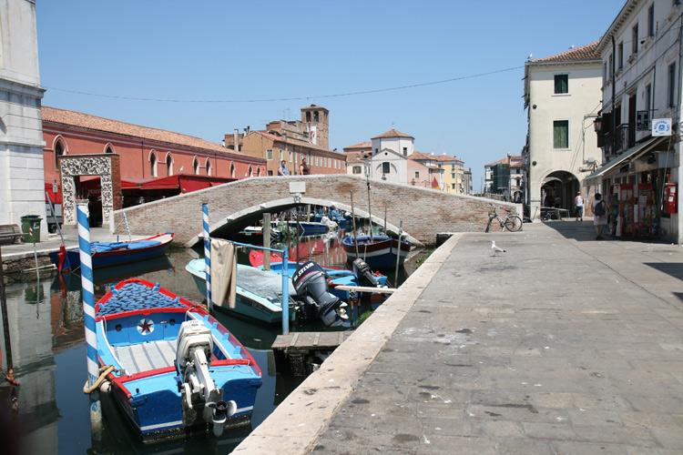 Pescheria de Chioggia
