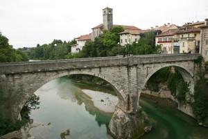 Pont du diable de Cividale del Friuli