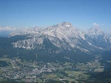Ski à Cortina d'Ampezzo