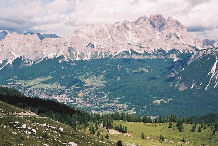 Cortina d'Ampezzo et Dolomites vénitiennes