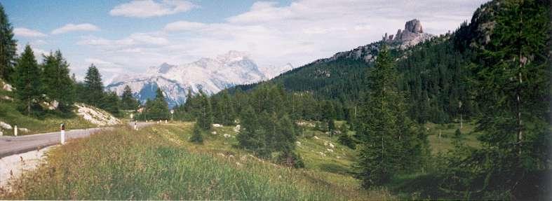 Dolomites du Haut-Adige et de Vénétie