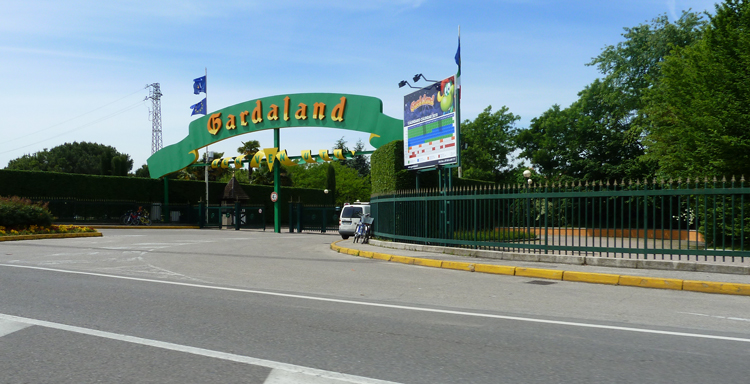 Parc d'attraction Gardaland