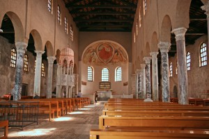 La Cathédrale Sant' Eufemia à Grado