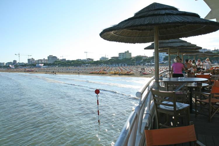 Lignano et ses plages