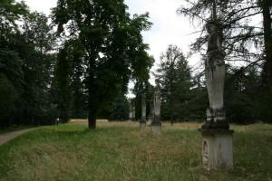 Parc de la Villa Manin à Codroipo