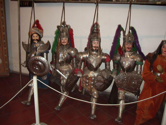 Marionnettes siciliennes