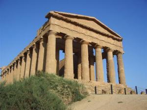 vallée des temples d'Agrigente