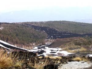 Itinéraire insolite autour de l'Etna