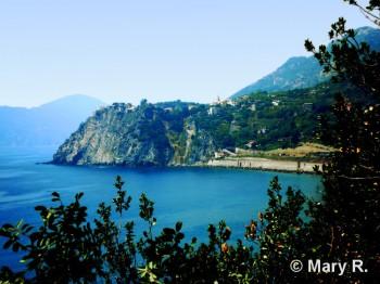 Corniglia dans les Cinque-Terre